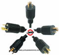 American UL CUL Locking Plugs Receptacles