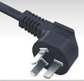 CCC Power Cord 3 Pin 10A 16A