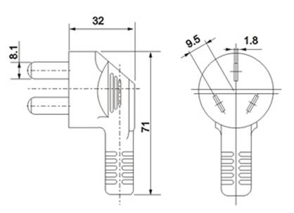 Reference International Plugs also 240v Plug Wiring Diagram furthermore 4 Prong Dryer Outlet Diagram moreover Wiring Diagram Plug Symbol besides Iec Power Receptacle. on schuko plug wiring diagram