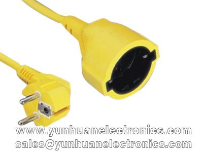 Ac Power Cable (Iec 320 Connector)