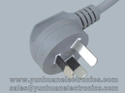 Australia standards SAA approval power cord D06A