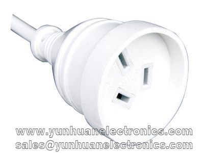 Australia standards SAA approval power cord LA023C