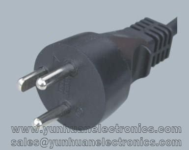 Denmark standards standards power cord Y011