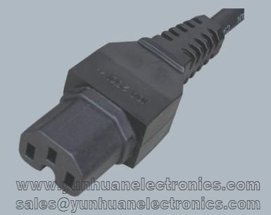 IEC 60320 standards power cord----ST3-H