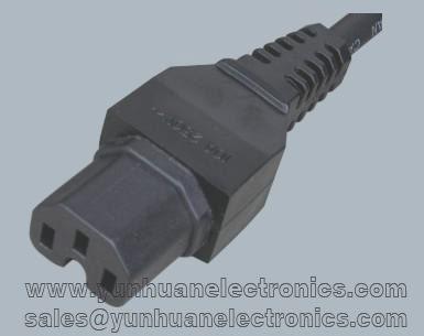 IEC 60320 standards power cord----ST3-H