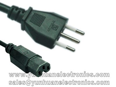 Italy IMQ power cords