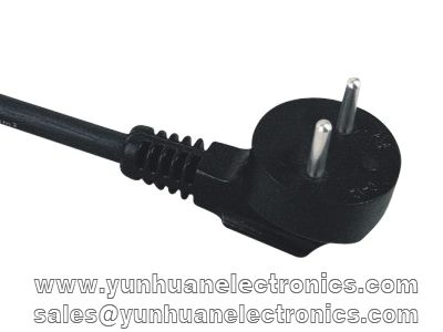 Israel approved power cord JL-10
