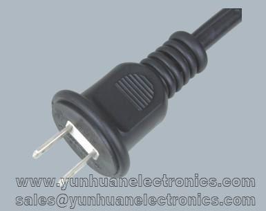 Japan standards PSE JET power cord FLD-103