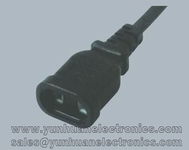 Japan standards PSE power cord FLD-201B