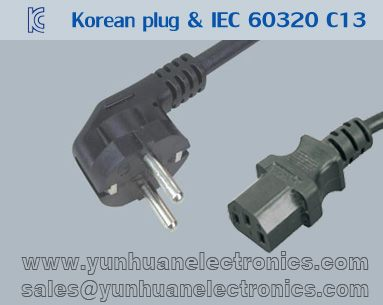 KC power cord k03 st3