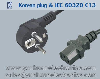 KOREAN KC POWER CORD K03 ST3