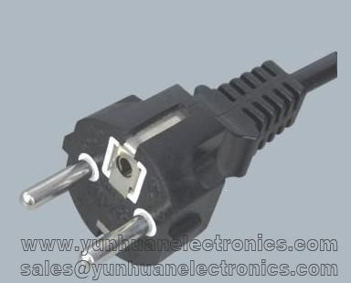 Korean KSC power cords K03