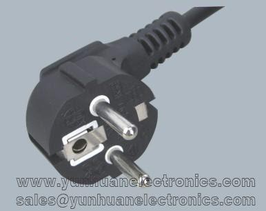 Korean KSC power cords K04