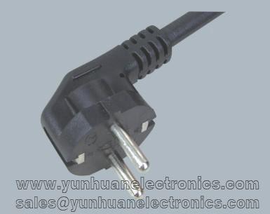 Korean KSC power cords Y003-K
