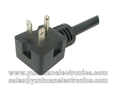 North American UL NEMA 5-20P Cord Set NEMA 5-20P Plug 20A/125VAC