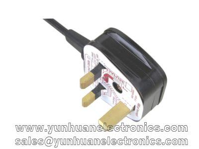Saudi SASO Power cord Y006